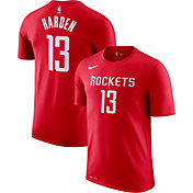 a93e03402e9 Product Image · Nike Men s Houston Rockets James Harden  13 Dri-FIT Red  T-Shirt