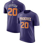 Nike Men's Phoenix Suns Josh Jackson #20 Dri-FIT Purple T-Shirt