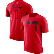 Nike Men's Portland Trail Blazers Damian Lillard #0 Dri-FIT Statement T-Shirt
