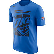 Nike Men's Oklahoma City Thunder Dri-FIT Blue T-Shirt