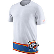 Nike Men's Oklahoma City Thunder Dri-FIT White DNA T-Shirt