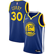 e5117def4 Nike Men s Golden State Warriors Stephen Curry  30 Royal Dri-FIT Swingman  Jersey