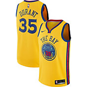 Nike Men's Golden State Warriors Kevin Durant Dri-FIT City Edition Swingman Jersey