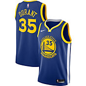 cde7c0fe1b8 Product Image · Nike Men s Golden State Warriors Kevin Durant  35 Royal  Dri-FIT Swingman Jersey