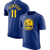 Nike Men's Golden State Warriors Klay Thompson #11 Dri-FIT Royal T-Shirt