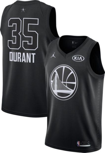 Jordan Men s 2018 NBA All-Star Game Kevin Durant Black Dri-FIT Swingman  Jersey. noImageFound f09f49ae4