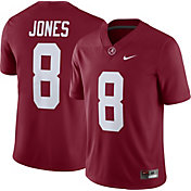 Nike Men's Julio Jones Alabama Crimson Tide #8 Crimson Replica College Alumni Jersey