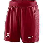 Nike Men's Alabama Crimson Tide Crimson Fly Knit Football Shorts