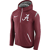 Nike Men's Alabama Crimson Tide Crimson Fly Rush Football Jacket