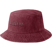 Nike Men's Alabama Crimson Tide Crimson Bucket Hat