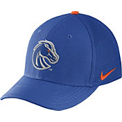 Nike Men's Boise State Broncos Blue Aerobill Swoosh Flex Classic99 Hat