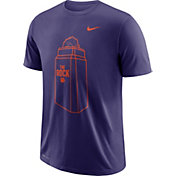 Nike Men's Clemson Tigers Regalia Dri-FIT Local T-Shirt