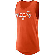 Nike Men's Clemson Tigers Orange Modern Dri-FIT Tank