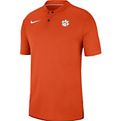 Nike Men's Clemson Tigers Clemson Elite Football Sideline Polo