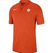 Nike Men's Clemson Tigers Clemson Elite Football Sideline Polo