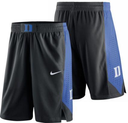 Nike Mens Duke Blue Devils Duke Blue Authentic Basketball Shorts