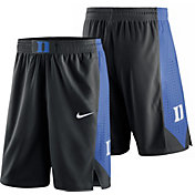 Nike Men's Duke Blue Devils Duke Blue Authentic Basketball Shorts