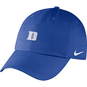Nike Men's Duke Blue Devils Duke Blue Heritage86 Small Logo Adjustable Hat