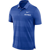 Nike Men's Air Force Falcons Blue Early Season Football Polo