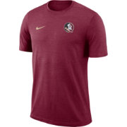 Nike Men's Florida State Seminoles Garnet Coach Football T-Shirt