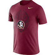 Nike Men's Florida State Seminoles Garnet Dri-FIT Football Icon T-Shirt
