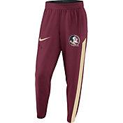 Nike Men's Florida State Seminoles Garnet Elite Therma-FIT Pants