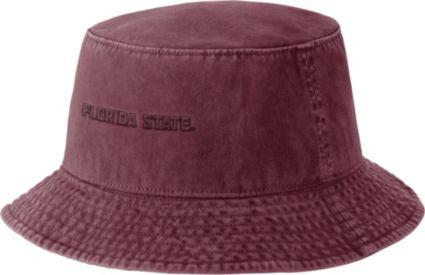 online store ccc66 a4cc5 ... sale nike mens florida state seminoles garnet bucket hat 85d0d d543f ...