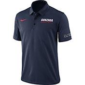 Nike Men's Blue Gonzaga Bulldogs Basketball Polo