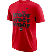 Nike Men's Georgia Bulldogs Red Dri-FIT Local T-Shirt