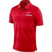 Nike Men's Georgia Bulldogs Red Early Season Football Polo