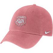 Nike Men's Georgia Bulldogs Sea Coral Heritage86 Pigment Silhouette Hat
