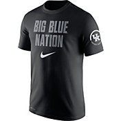 Nike Men's Kentucky Wildcats Black Dri-Fit Verbiage Performance T-Shirt
