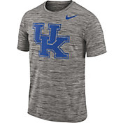Nike Men's Kentucky Wildcats Charcoal Football Dri-FIT Travel T-Shirt