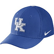 Nike Men's Kentucky Wildcats Blue Aerobill Swoosh Flex Classic99 Hat