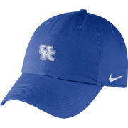 Nike Men's Kentucky Wildcats Blue Heritage86 Small Logo Adjustable Hat