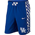 Nike Men's Kentucky Wildcats Blue Authentic Basketball Shorts