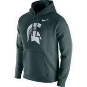 Nike Men's Michigan State Spartans Green Club Hoodie