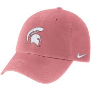 Nike Men's Michigan State Spartans Sea Coral Heritage86 Pigment Silhouette Hat