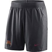 Nike Men's Minnesota Golden Gophers Anthracite Fly Knit Football Shorts