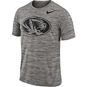 Nike Men's Missouri Tigers Charcoal Football Dri-FIT Travel T-Shirt
