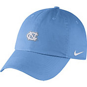 Nike Men's North Carolina Tar Heels Carolina Blue Heritage86 Small Logo Adjustable Hat