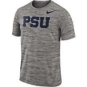 Nike Men's Penn State Nittany Lions Charcoal Football Dri-FIT Travel T-Shirt