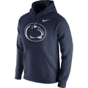 Nike Men's Penn State Nittany Lions Blue Club Fleece Hoodie