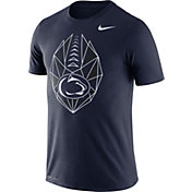 Nike Men's Penn State Nittany Lions Blue Dri-FIT Football Icon T-Shirt