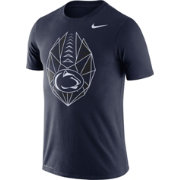 14f02870404f Nike Men s Penn State Nittany Lions Blue Dri-FIT Football Icon T-Shirt
