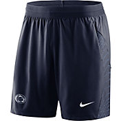 Nike Men's Penn State Nittany Lions Blue Fly Knit Football Shorts