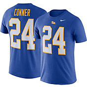 Nike Men's Pitt Panthers James Conner #24 Blue Future Star Replica Football Jersey T-Shirt