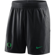 Nike Men's Oregon Ducks Fly Knit Football Black Shorts