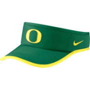 Nike Men's Oregon Ducks Green Aerobill Featherlight Visor