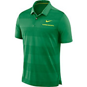 Nike Men's Oregon Ducks Green Early Season Football Polo